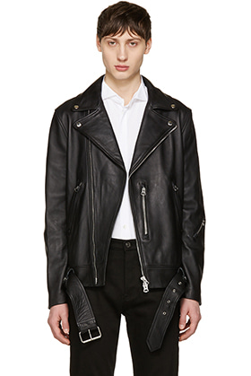 A 'NATE' Leather Riders Jacket(의견수렴중)