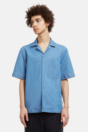 A 1/2 Denim Shirts