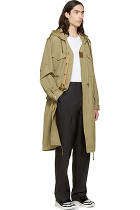 MM Military Parka