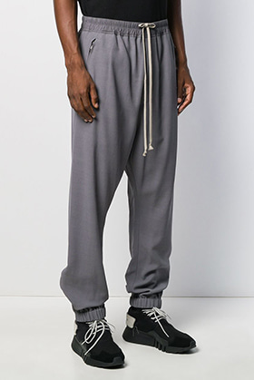 R New Wool Blend Track Pants