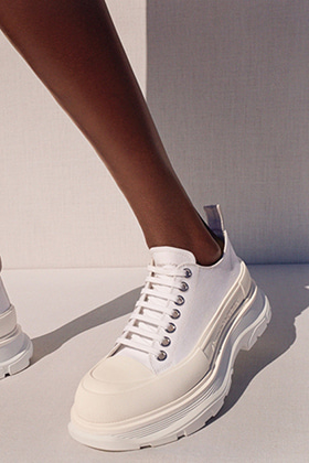 AMQ Slick Sneakers