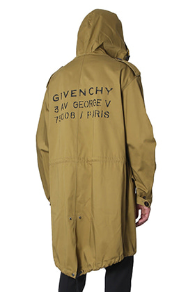 GVC Military Long Parka