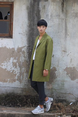 Ne*l Barr*tt Overfit Cotton Coat(2014F/W New Cotton Ver.)(SEASON OFF 50% SALE)(1회교환가능,반품불가품목,입금 구매만 가능)