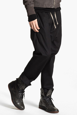 Ri*k O**ns Drawstring Baggy Pants(Taslan Ver.)(CLEARANCE SALE 50% OFF)