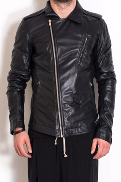 Ri*k O**ns Stooges Leather Riders Jacket(44,46극소량 남음)