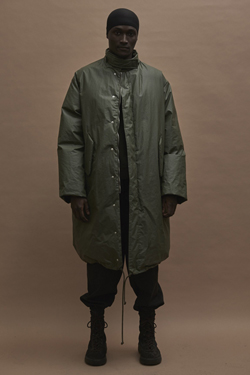 Ye*zy Season3 Long Duckdown Coat